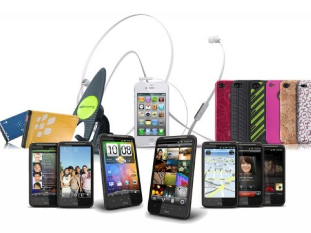 Сотовые телефоны и аксессуары