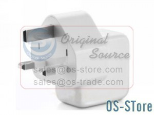 UK 12W AC Plug USB Wall Charger Power Adapter for apple iPad Mini